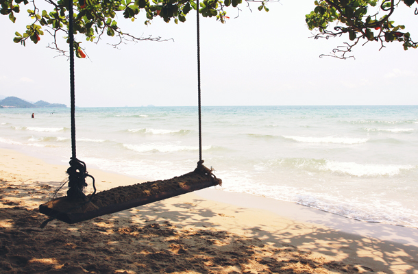 Southeast Asia Vacation swing