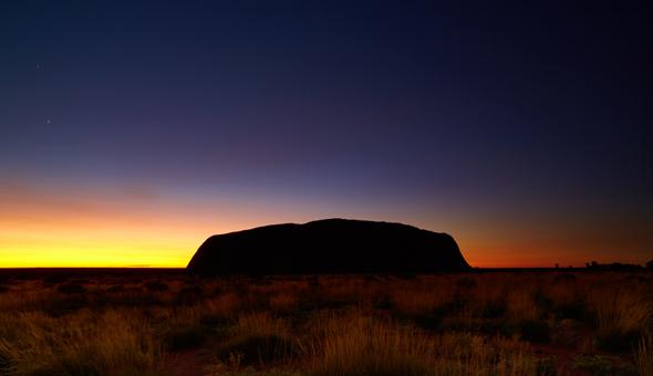 Uluru National Park, Australia