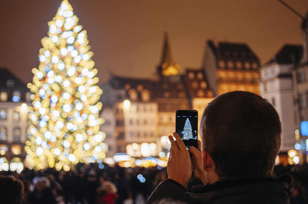 The oldest Christmas Market in Europe - Strasbourg, Alsace, Fran