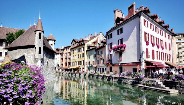 Annecy, Haute Savoie