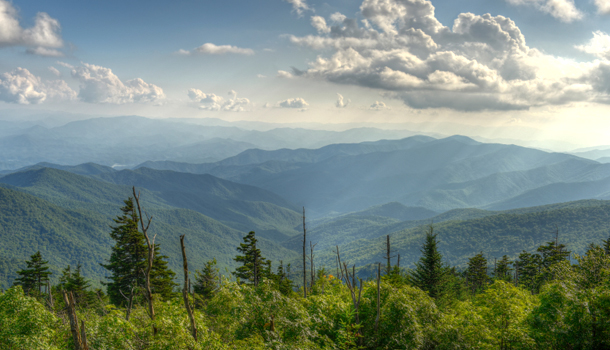 Great Smoky Mountains National Park , USA