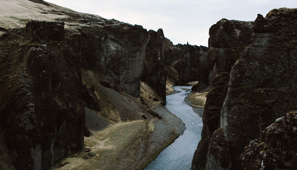 Flashpacking In Iceland