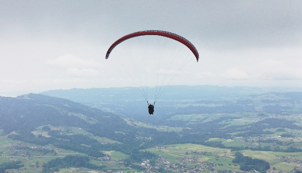 paragliding vacation 2