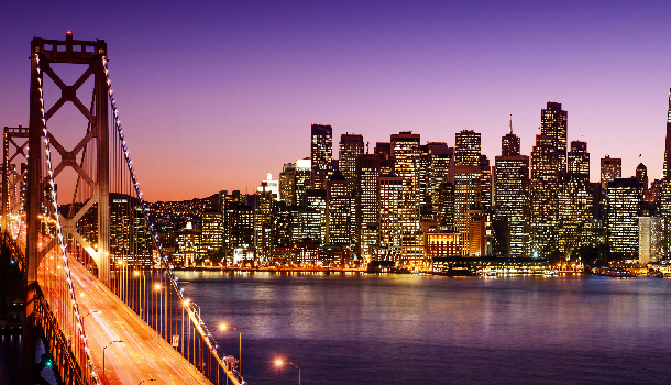 San Fransisco - night photography