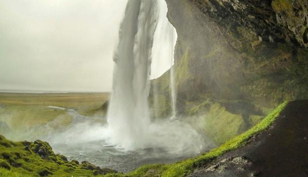 water-mountain
