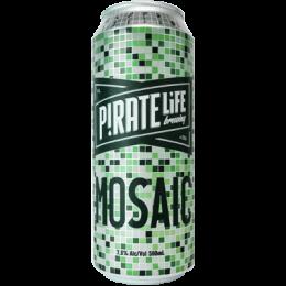 Pirate Life Mosaic