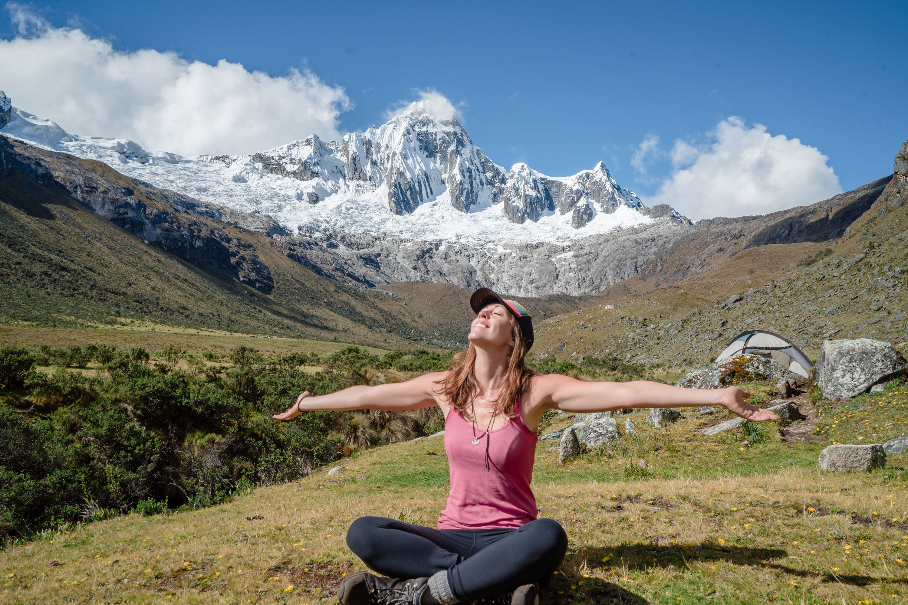 Traveling The World Solo With Kristin Addis