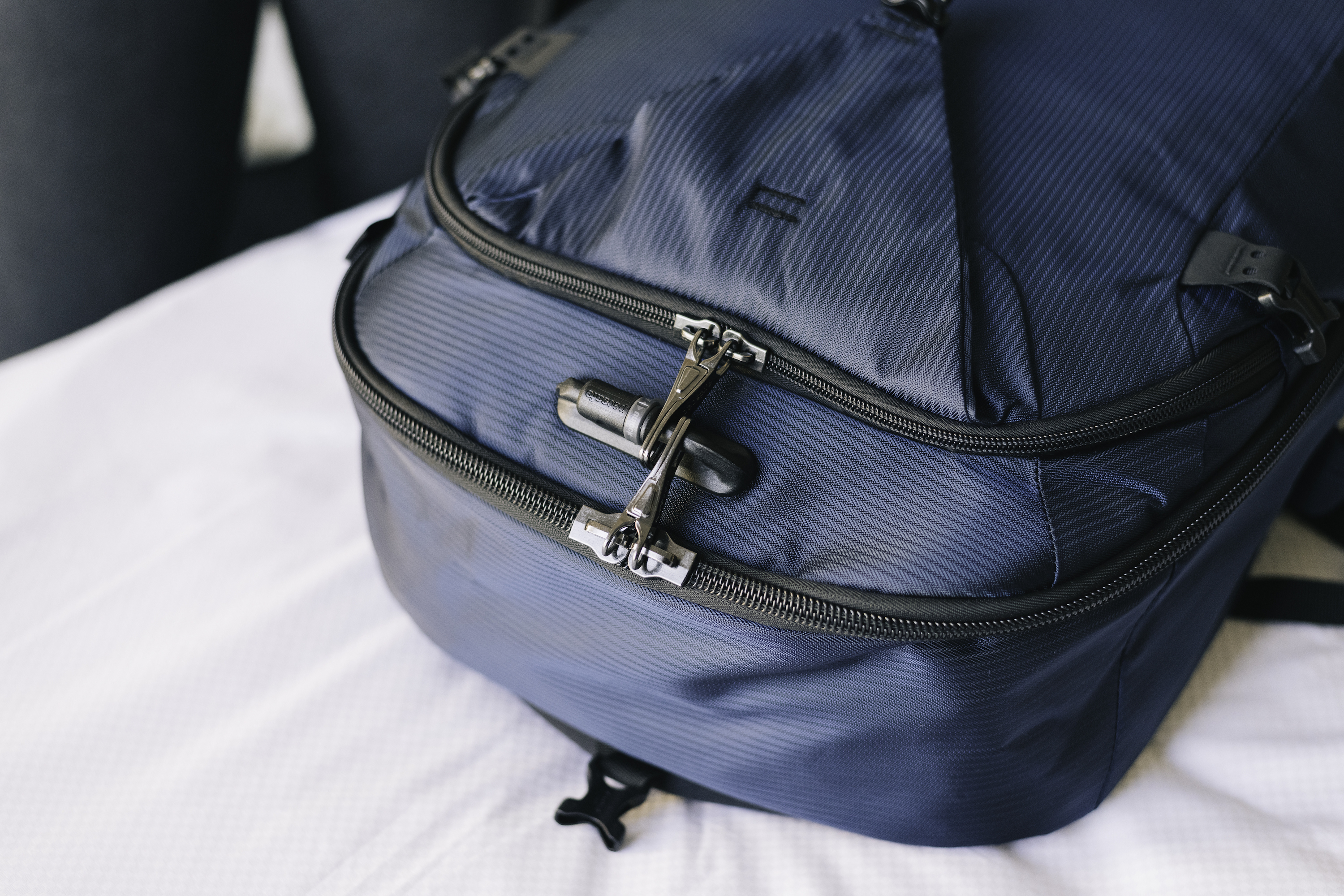 The Best Way To Lock Your Bag – with industrial designer Luke Ritchie