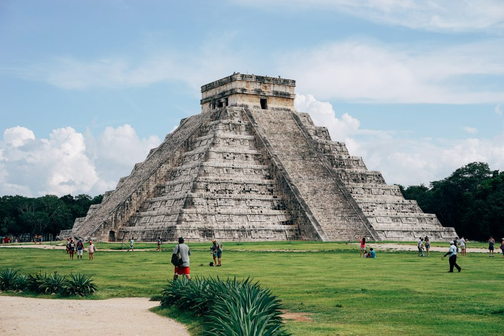 the mexican pyramids are some of the best in the world